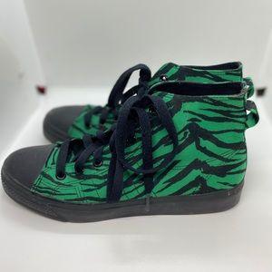 Green Zebra Jeremy Scott Adidas 9